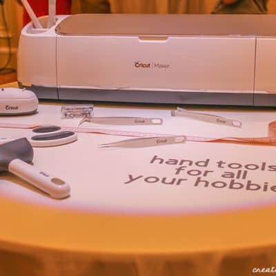 Introducing: Cricut Maker