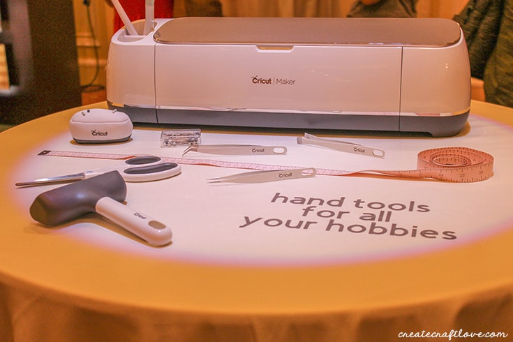 New tools to use with your Cricut Maker!