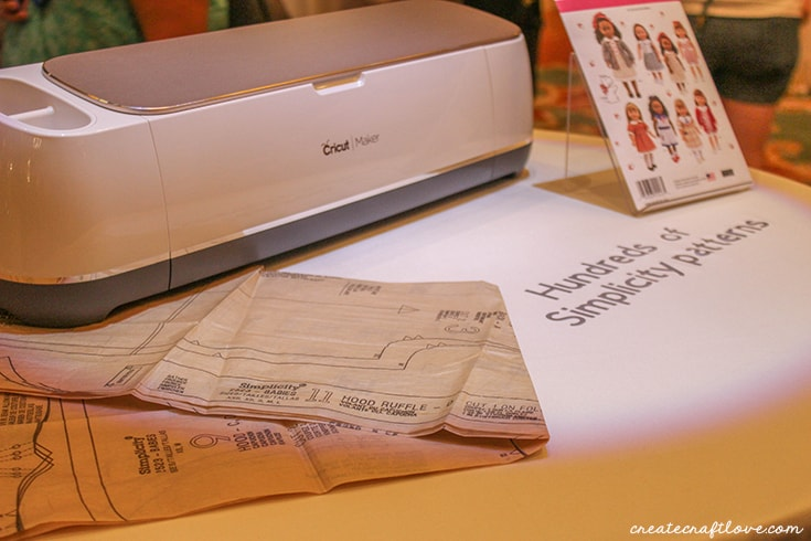 Cricut and Simplicity Patterns = perfection!