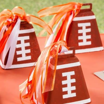 Fabulous Football Crafts for Fall