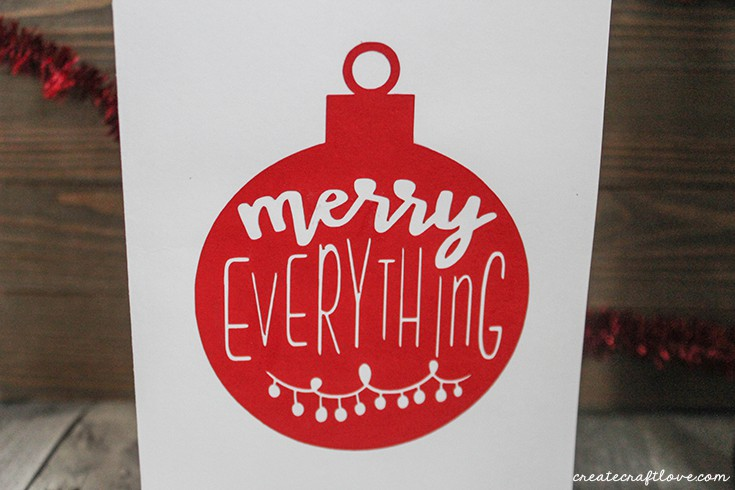 Create your own cards with our Holiday Cards and Gift Tags!