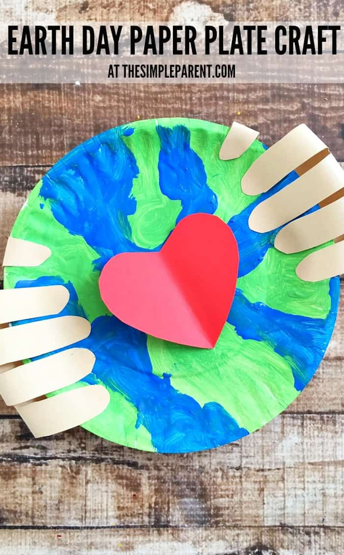 earth day craft preschoolers - Earth Day Activities For Kindergarten