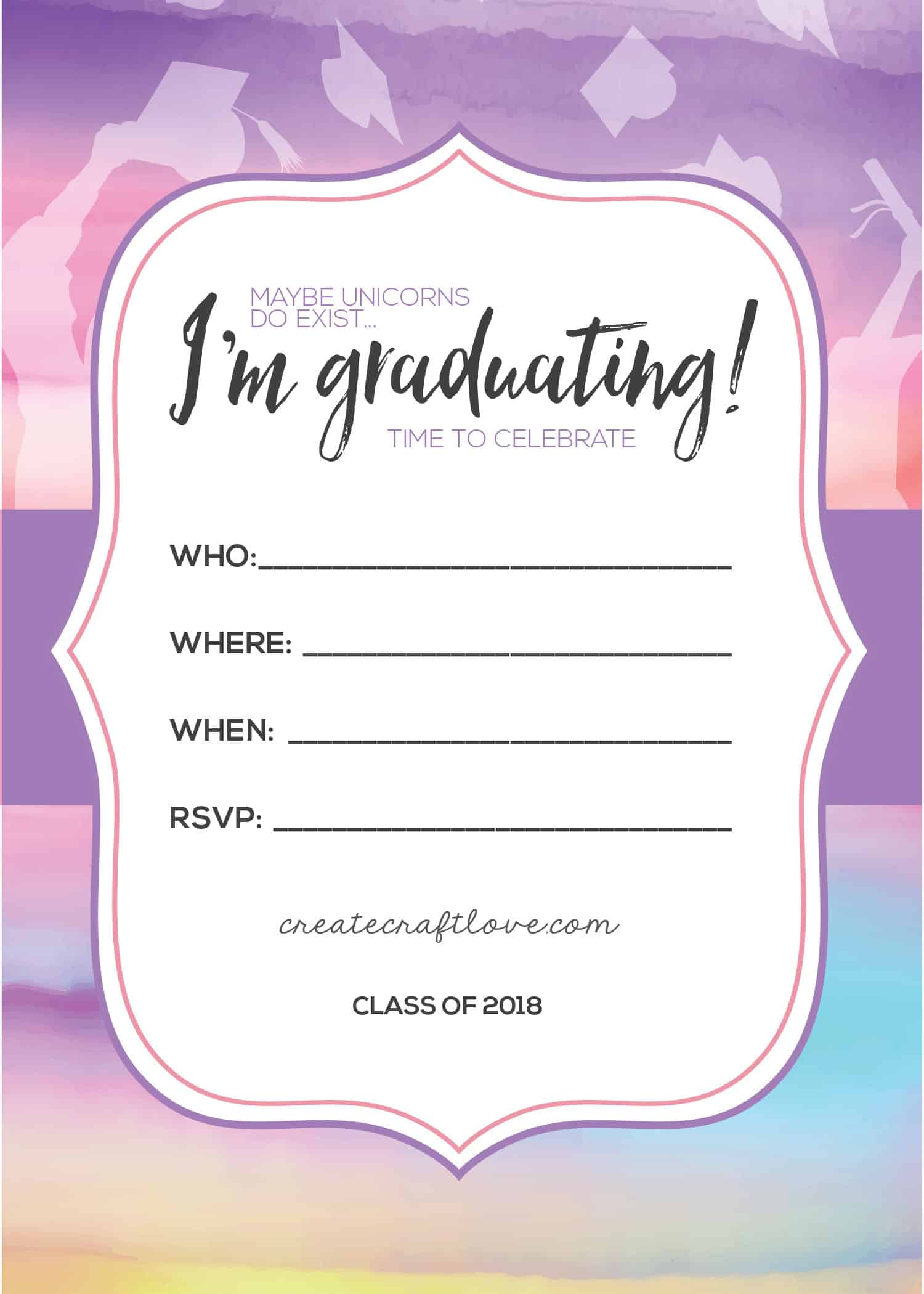Simply The Invitations And Print On White Cardstock Fill In With Adobe Prior To Printing Or Write Your Party Info Mail All Friends