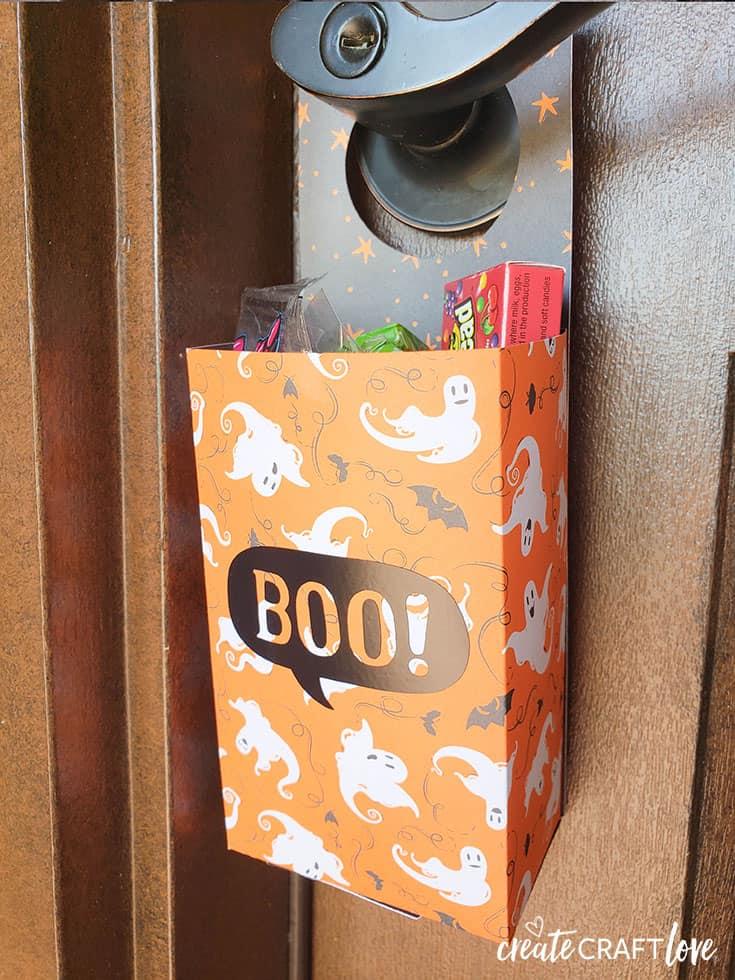 Halloween Door Hanger Free Svg Cut File Create Craft Love