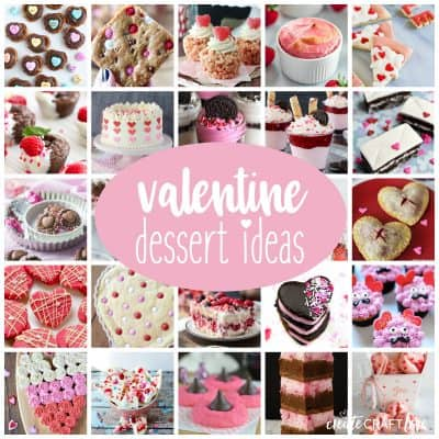 Valentine Dessert Ideas for Your Sweetheart