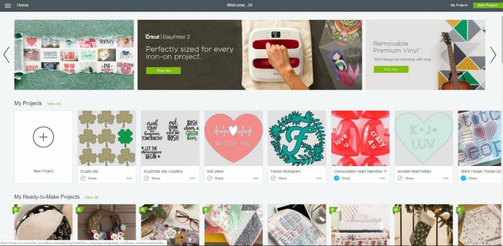 Overview of Cricut Design Space - Create Craft Love
