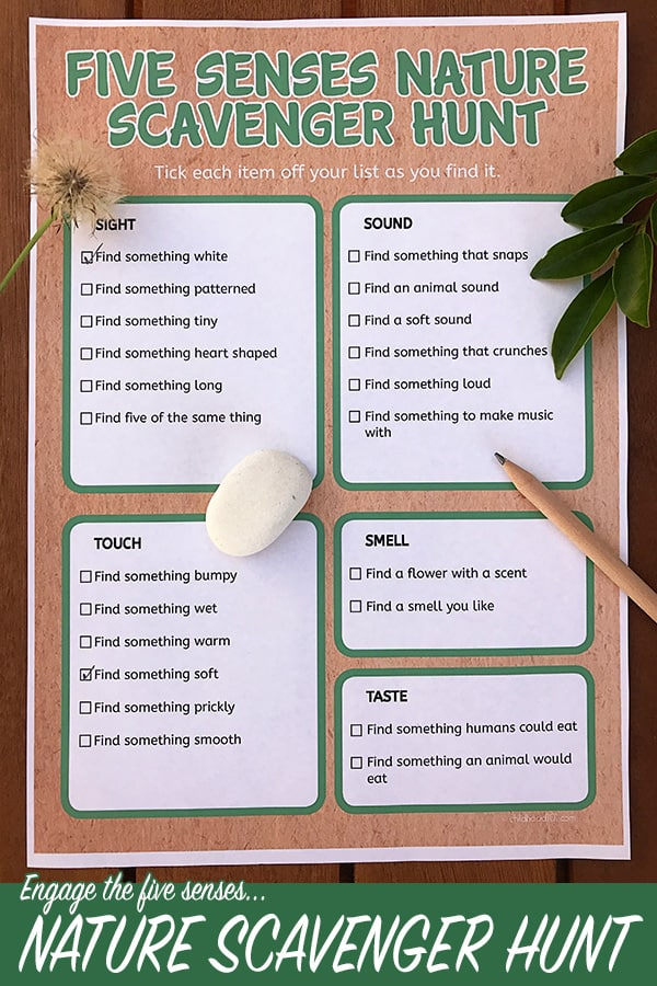 Scavenger Hunt Printables For Kids Create Craft Love