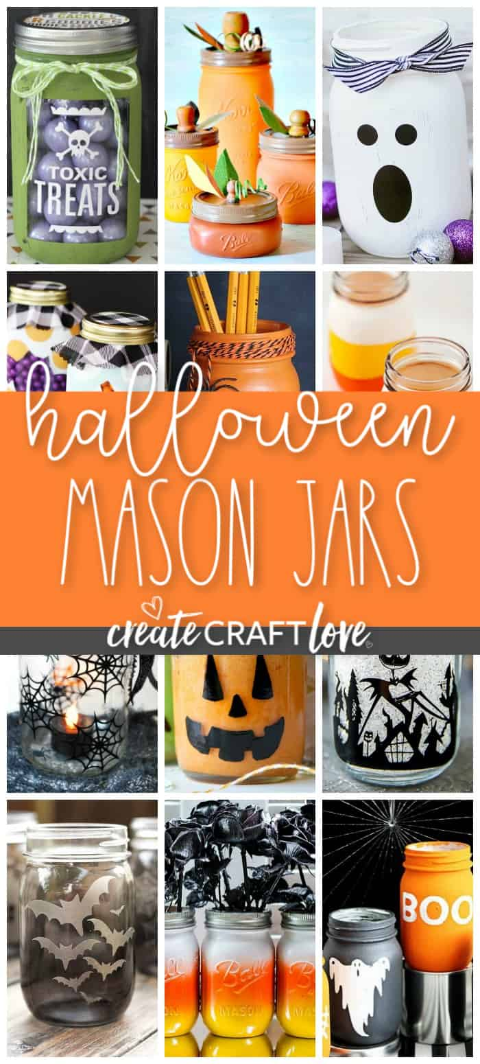 Mason Jar Ideas For Halloween Create Craft Love