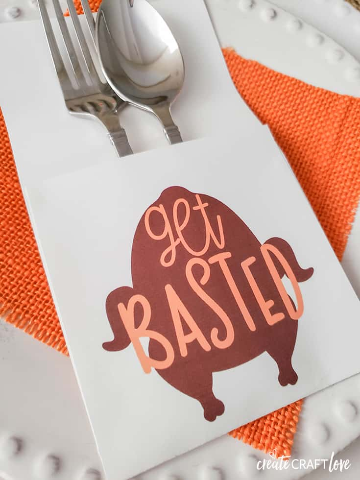 get basted thanksgiving printable